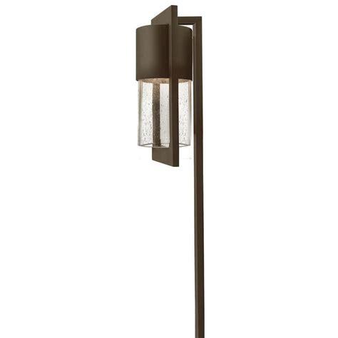 low voltage path lights hinkley lighting low voltage 18 watt buckeye bronze dwell