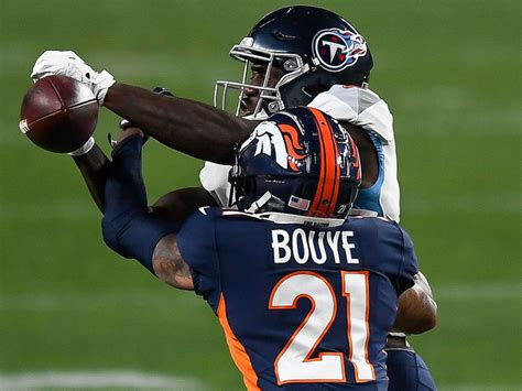 Broncos place Bouye on injured reserve due to shoulder ...