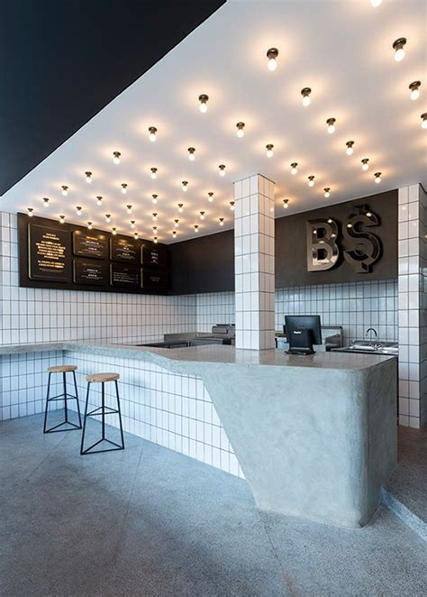 Bar Ceiling Design by 25 Best Ideas About Cafe Lighting On