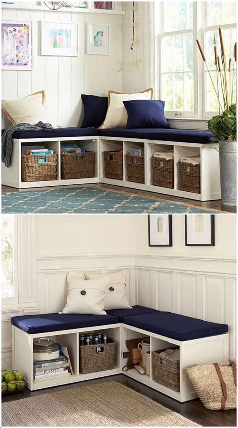 clever  creative living room corner decor ideas