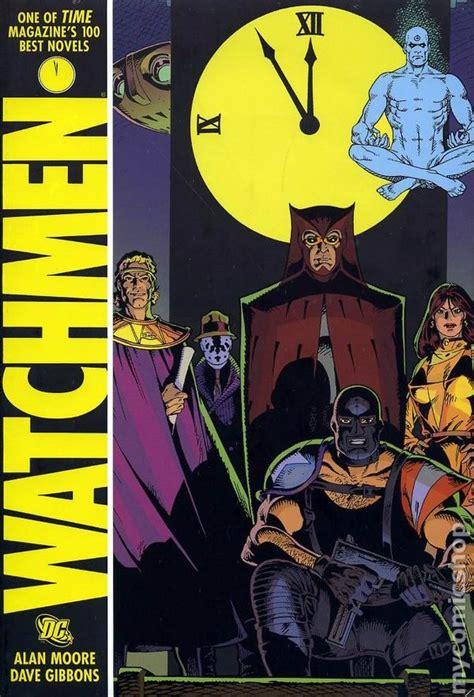 watchmen hc  dc comic books