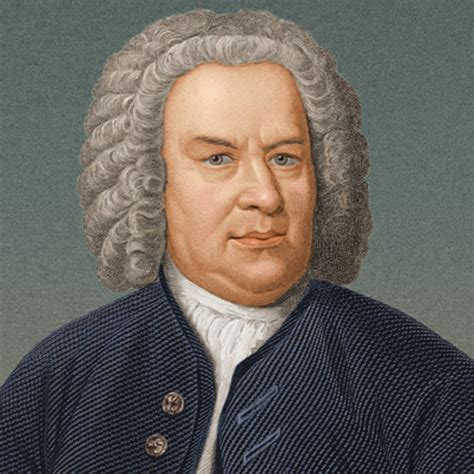 Johann Sebastian Bach Composer Biography