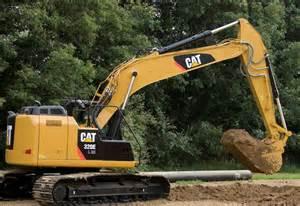 cat excavator usa caterpillar introduces e series crawler excavators