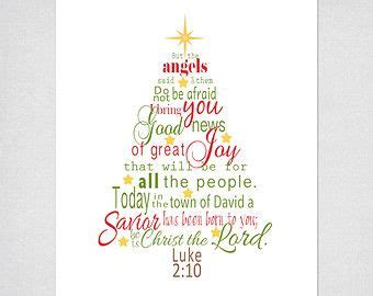 the truth about christmas decorations with bible verses luke 2 bible verse tree subway instant printable digital file