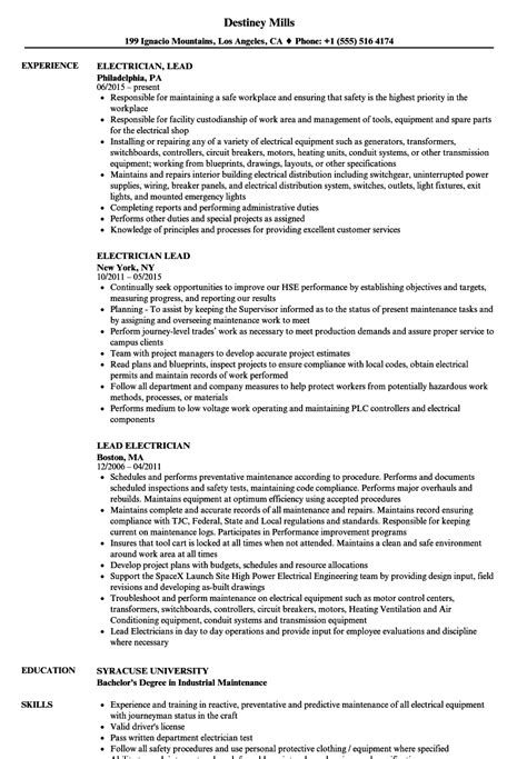 20158 electrician resume exles exles of constructive feedback in counselling wiring