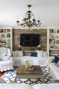 Best, Living, Room, Fall, Decorations, Ideas, 75, Best