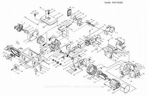 Powermate Formerly Coleman Pm0106000 Parts Diagram For