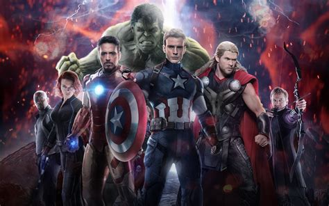 Avengers Age Of Ultron 2015 Wallpapers