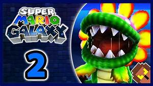 Super Mario Galaxy - PART 2: A Black Hole Or Two - YouTube