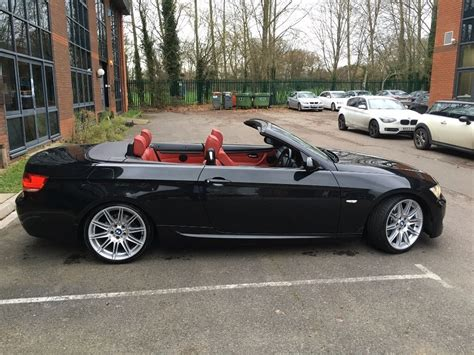 2008 Bmw 325i by Bmw 325i M Sport Convertible Automatic 2008 In Wokingham