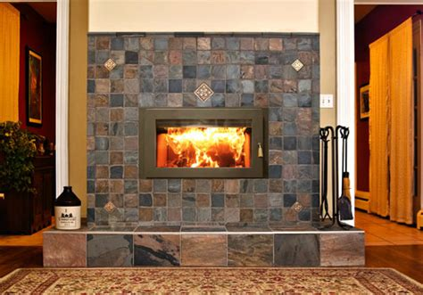 Fireplaces High Efficiency Wood