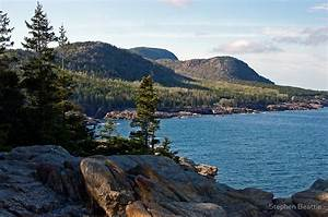"""Cadillac Mountain - Acadia National Park"" by Stephen"