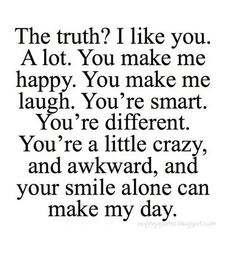 You Make Me Happy Picture Quotes Tumblr