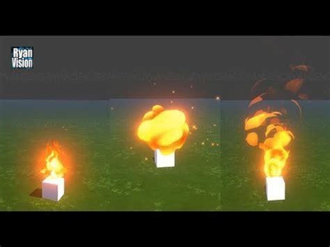 cartoon fire effect  unity wip youtube