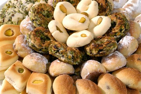 cuisine liban traditional cookies images