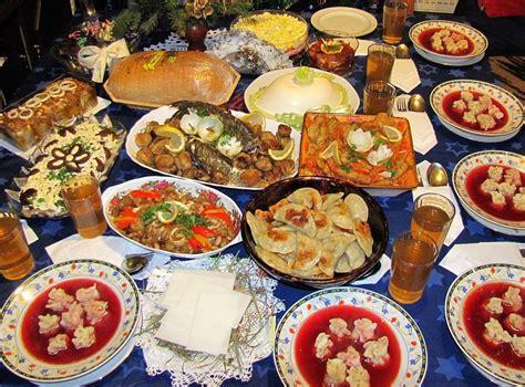 Weihnachten In Polen by Traditional Dinner Has To 12
