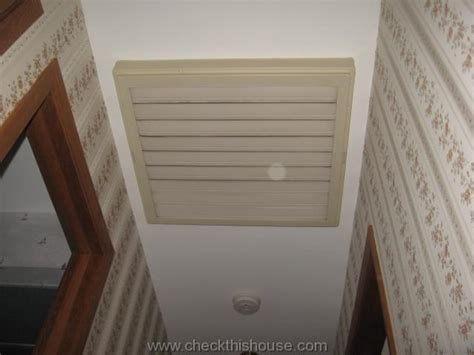 whole house attic fan cover whole house fan shuttercover review checkthishouse