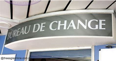 bureau de change agen cochange de change