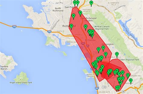 pg   outage map economical home lighting