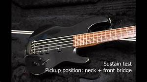 Fender Hm V Usa Bass -  U0e17 U0e14 U0e2a U0e2d U0e1a U0e40 U0e2a U0e35 U0e22 U0e07