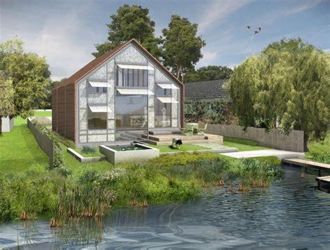 rumah amfibi rumah anti banjir kutu teknologi