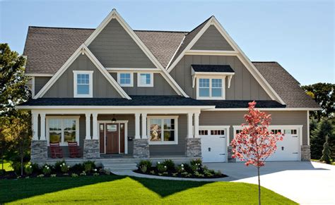 2014 parade of homes traditional exterior minneapolis by hart s design