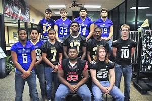 Yellow Jackets represented by six on All-County first- and ...