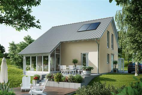 Haus Mit Wintergarten by Einfamilienhaus G 252 Nstig Bauen Kastanienallee Ein Haus
