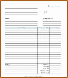 contractor invoice template joy studio design gallery With invoice template for accounting services