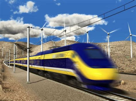 what america could be like with high speed rail business