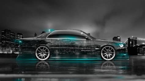 Toyota Vios 4k Wallpapers by Toyota Chaser Jzx100 Jdm Side City Car 2014 El Tony