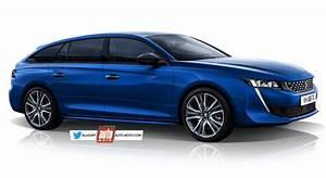 Peugeot Break 508 : future peugeot 508 sw 2018 le break est pr vu en juin ~ Gottalentnigeria.com Avis de Voitures