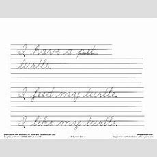 Handwriting Worksheet Generator  Make Your Own With Abctools