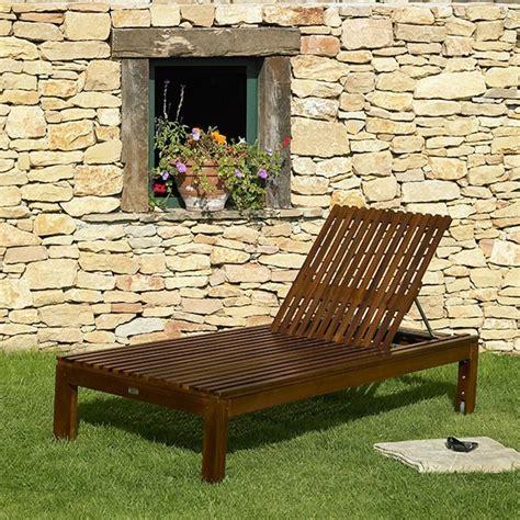 la chaise de bambou bain de soleil bois cagliari la boutique desjoyaux