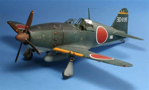 Mitsubishi Raiden by Mitsubishi J2m3 Raiden By Marty Sanford Hasegawa 1 48