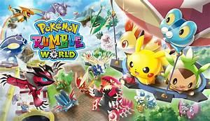 pokemon rumble world disponibile gratuitamente dall8 aprile
