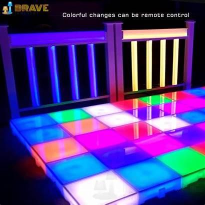Floor Dance Disco Club Led Portable Lighting