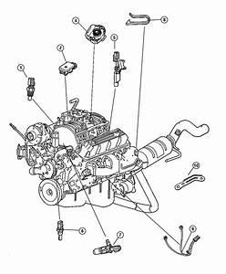 2007 Chrysler Aspen Sensor  Camshaft  Camshaft Position  Ezo