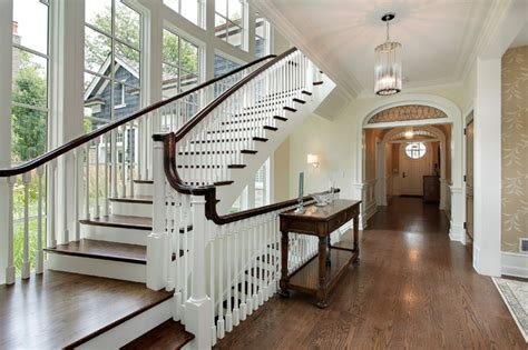 ash nantucket staircase
