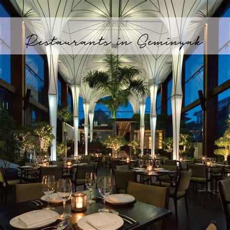 Best Resturants In The Best Restaurants In Seminyak By The Asia Collective