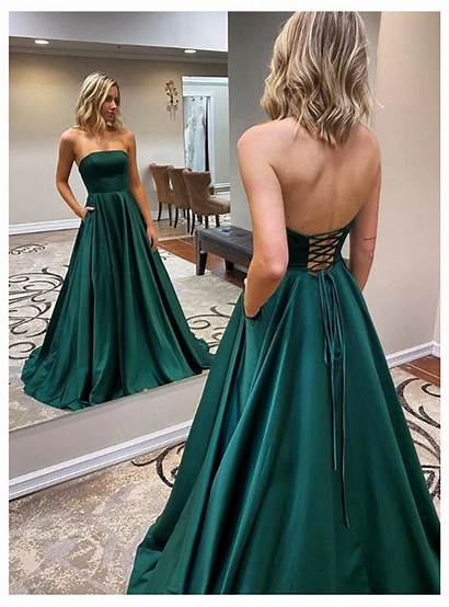 Prom Dresses Dark Pretty