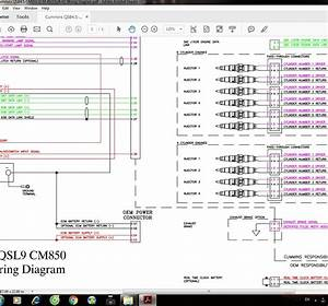 Cummins Engine Isbe4 Cm850 Ecm Wiring Diagram