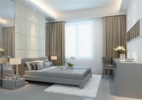 Moderne Vorhänge Schlafzimmer by Zamarano Gardinen Schlafzimmer Wohnideen