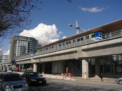 Vancouver SkyTrain Canada Line   Support the SkyTrain ...