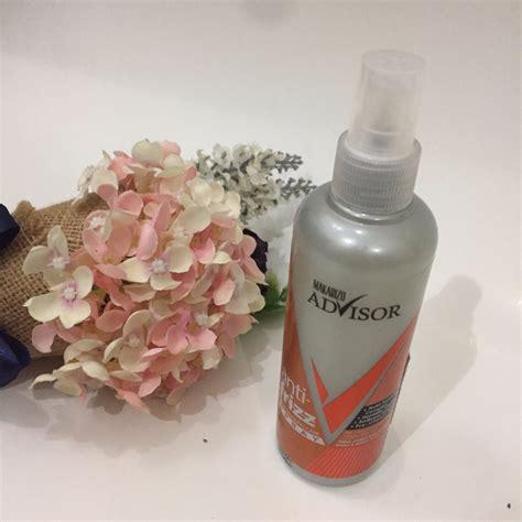 Harga Makarizo Advisor Spray makarizo advisor anti frizz spray khasiat cara