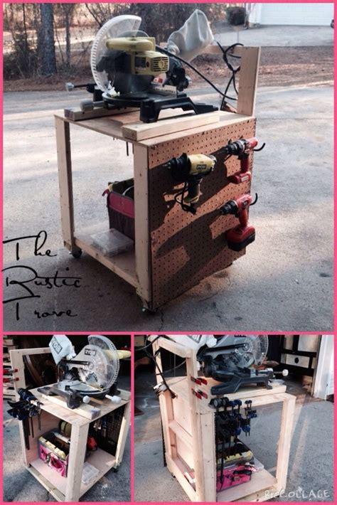 diy air compressor cart shanty  chic