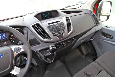 ford transit interior ford transit the icon reborn page 2 of 2 business vans