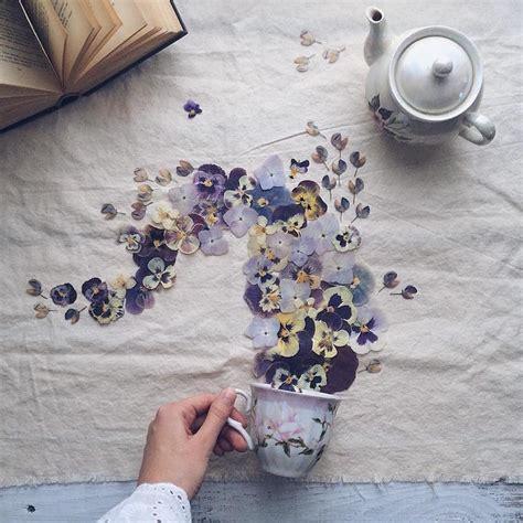 floral arrangements  put  unconventional spin