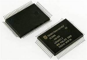 Tda9577h  N1  Ai1057 Uoc Procesador Video L01un5 1 2 Qfp