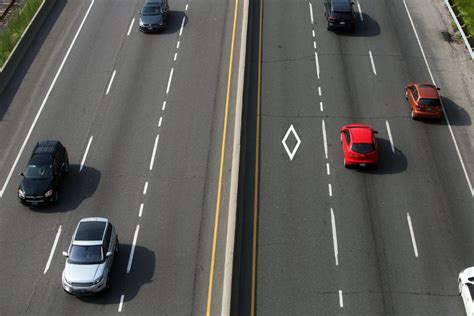 hov lane experiment proves   dummies toronto star